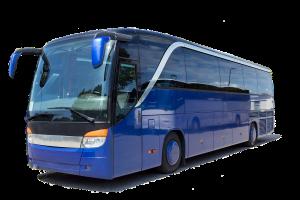 A Coach Bus